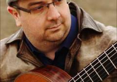 Francis Leclerc, professeur de guitare