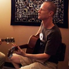 Neil Turpin, professeur de guitare