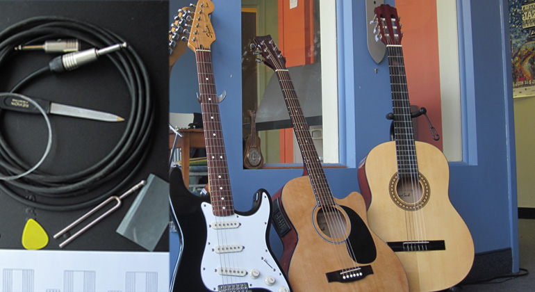 Guide de départ du guitariste débutant