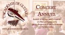 Concert annuel