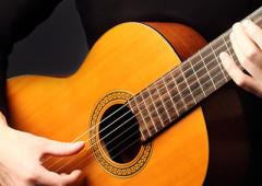 Cours de guitare classique à Montréal